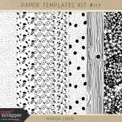 Paper Templates Kit #117
