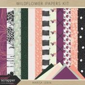 Wildflower Papers Kit