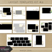 Layout Templates Kit #22