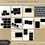 Layout Templates Kit #23