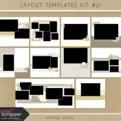 Layout Templates Kit #21