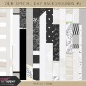Our Special Day Backgrounds Kit #2
