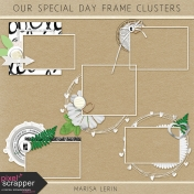 Our Special Day Frame Clusters Kit