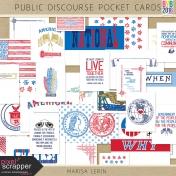 Public Discourse Pocket Cards Kit
