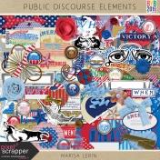 Public Discourse Elements Kit
