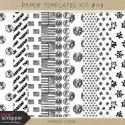 Paper Templates Kit #118