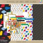 School of Art: Art Class