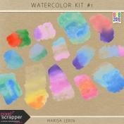 Watercolor Kit #1
