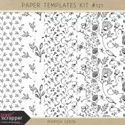 Paper Templates Kit #121