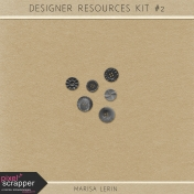 Resource Kit #2- Buttons