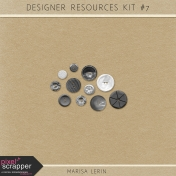 Resource Kit #7- Buttons