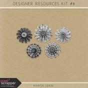 Resource Kit #8- Paper Flowers