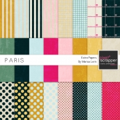 Paris Extra Papers Kit