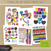 Stars In My Eyes Print Kit