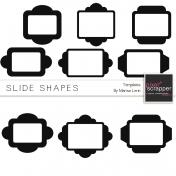 Slide Shape Templates Kit