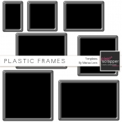 Plastic Frame Templates Kit