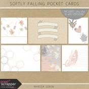 Softly Falling Pocket Cards Kit