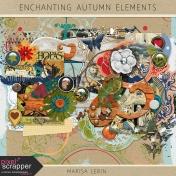 Enchanting Autumn Elements Kit
