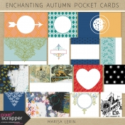 Enchanting Autumn Pocket Cards Kit