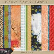 Enchanting Autumn Papers Kit #2