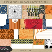 Enchanting Halloween Pocket Cards Kit