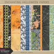 Enchanting Halloween Papers Kit