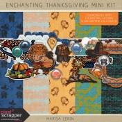 Enchanting Thanksgiving Mini Kit