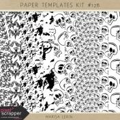 Paper Templates Kit #126