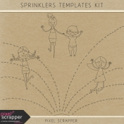 Sprinkler Templates Kit