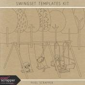 Swing Set Templates Kit