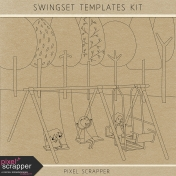 Swing Set Templates Kit