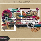 At the Table Elements Kit
