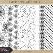 Paper Templates Kit #130