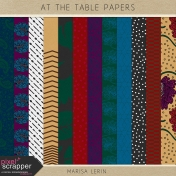 At the Table Papers Kit