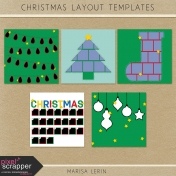 Christmas Layout Templates
