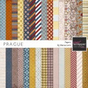 Prague Papers Kit