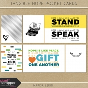 Tangible Hope Pocket Cards Kit