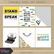 Tangible Hope Art Prints Kit