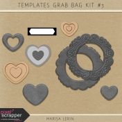 Templates Grab Bag Kit #3
