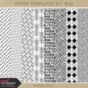 Paper Templates Kit #135