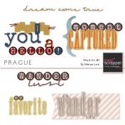 Prague Word Clusters Kit