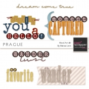 Prague Word Clusters Kit