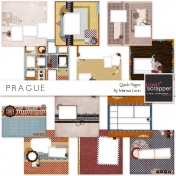 Prague Quick Pages Kit