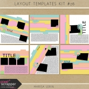 Layout Templates Kit #26