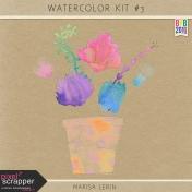 Watercolor Kit #3
