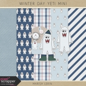 Winter Day Yeti Mini Kit