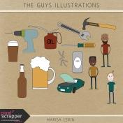 The Guys Illustration Kit