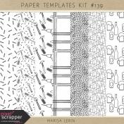 Paper Templates Kit #139