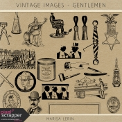 Vintage Images Kit- Gentlemen