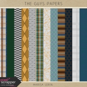 The Guys Papers Kit